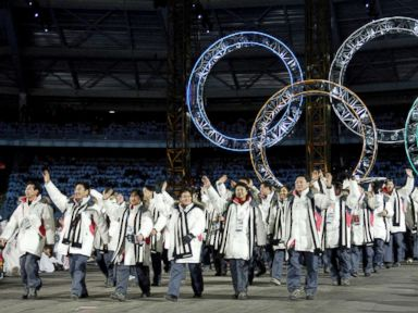 Koreas to march under one flag at Olympics