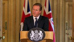 VIDEO: British Prime Minister David Cameron calls ISIS a deeper threat to our security than we have known before.