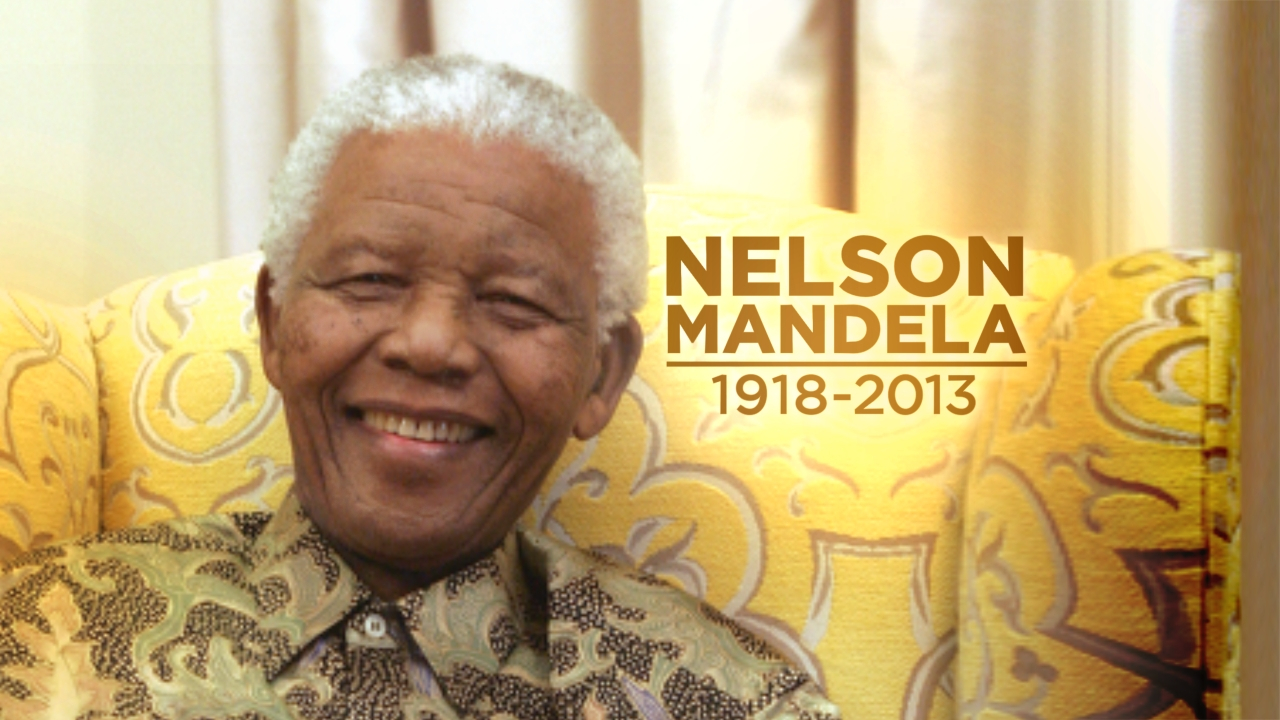 obit frame Nelson Mandela 1918 2013 Coming Up on This Week: Remembering Nelson Mandela