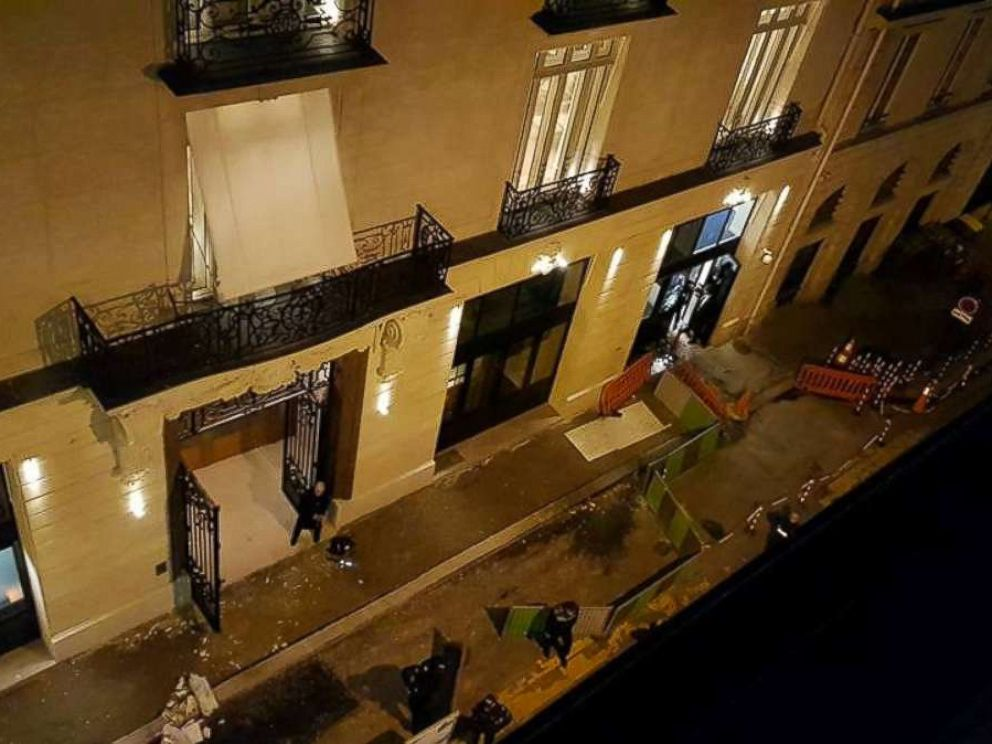 PHOTO: The hotel is located in the 1st arrondissement of Paris