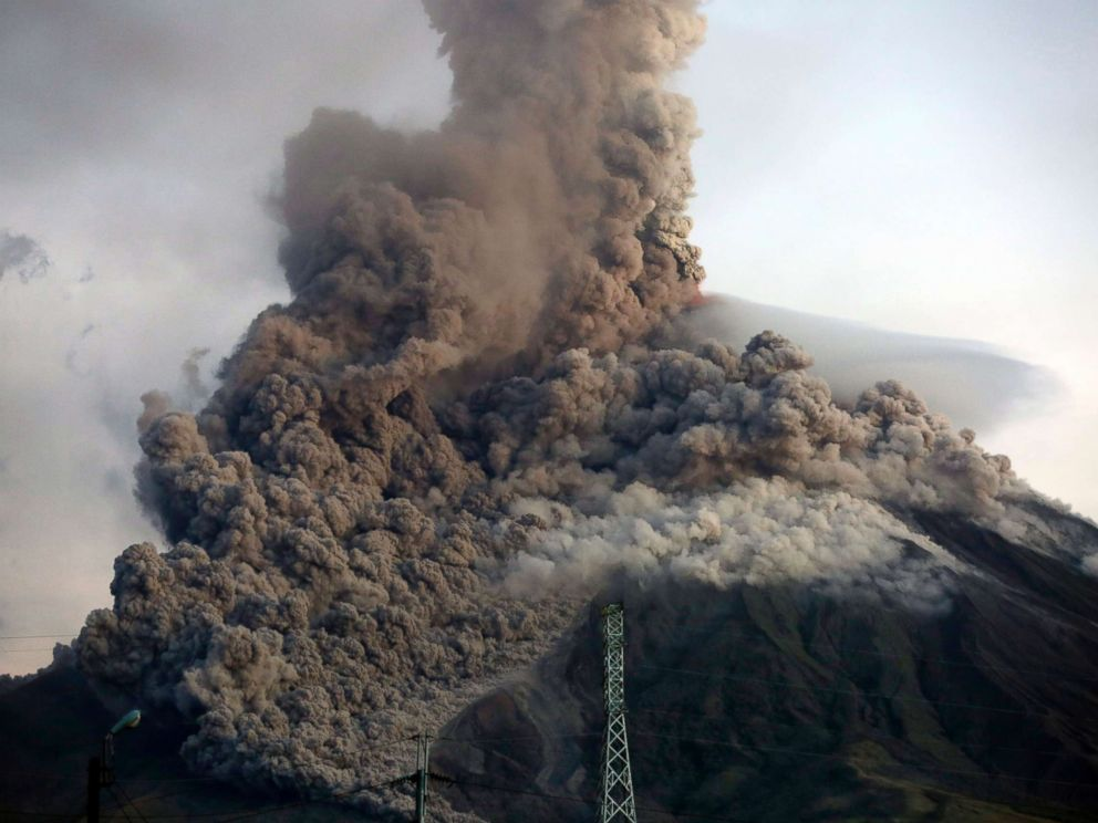 active volcanoes in the philippines eruption The philippines raised the alert level at its most active volcano, mount mayon, on monday after fresh activity mayon has been spewing lava and a cloud of ash since.