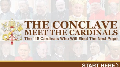 The Conclave: Meet The Cardinals