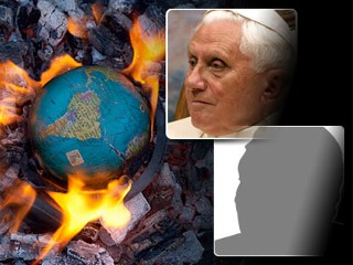 Photo: Benedict XV1 is the second last Pope says Irish prophet Malachy