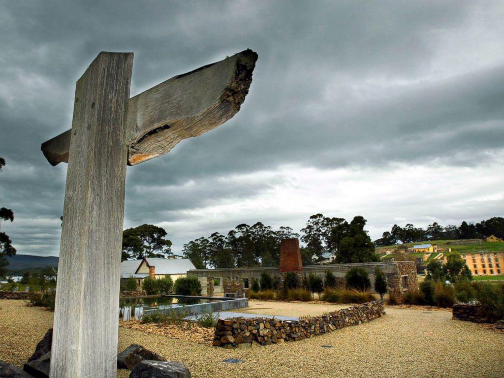 PHOTO: The historical site of Port Arthur, Tasmania where Australias worst massacre took place nearly 10 years ago when Martin Bryant shot dead 35 people.