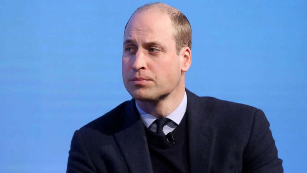 Prince William to make 1st official visit to Israel, Palestinian territories