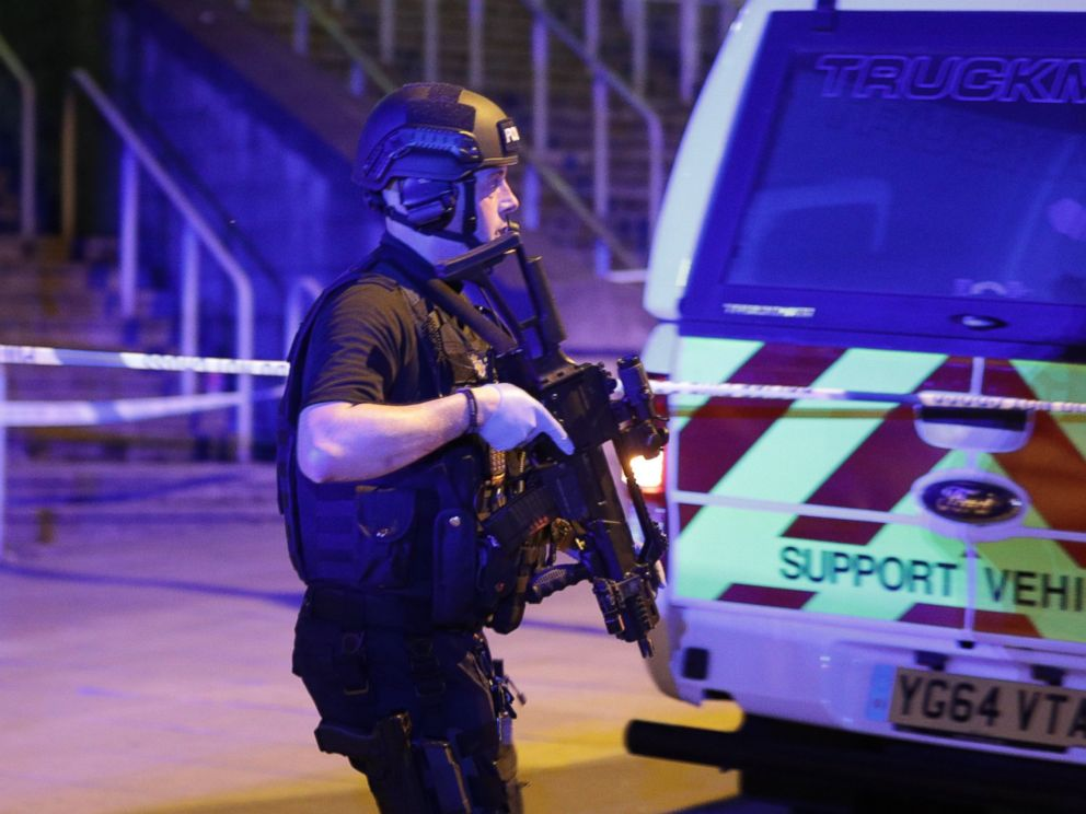 Fatalities confirmed at Ariana Grande concert in Manchester