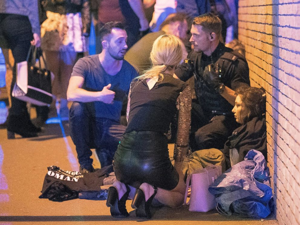manchester shooting - photo #38