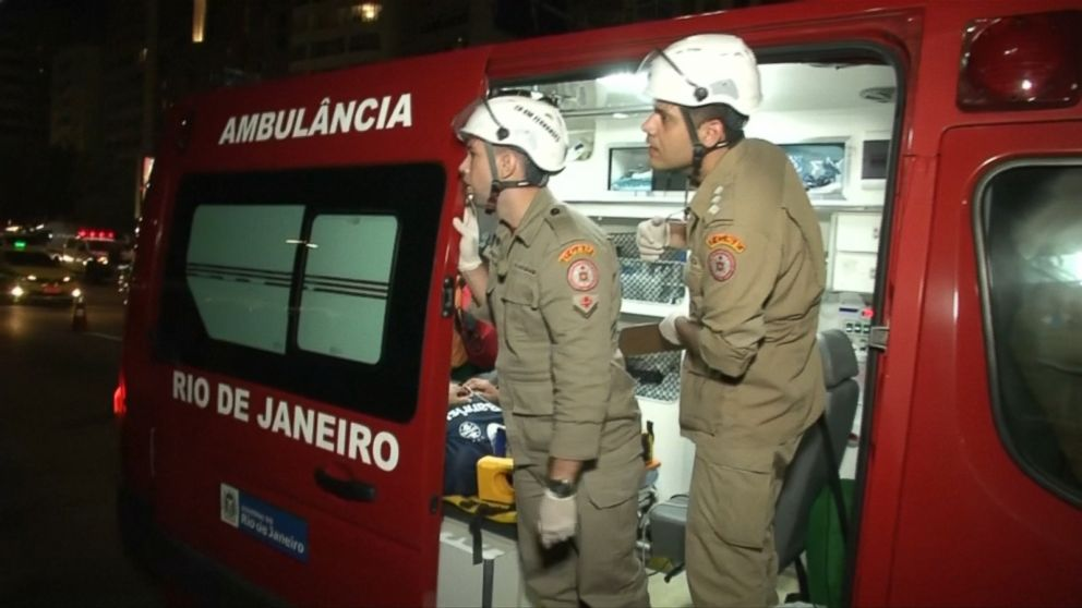 Baby killed, 15 injured as auto ploughs into crowd in Rio