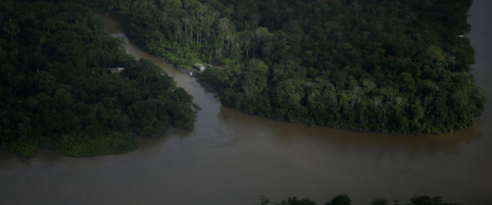 Brazil S New Oil Frontier Threatens Amazon Reef Abc News