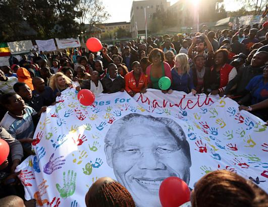 Nelson Mandela turns 95