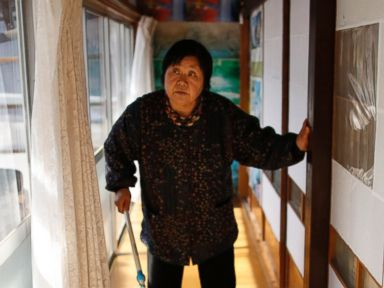 Families Return to Fukushima Ghost Town