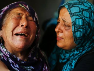 This Is What the Growing Death Toll in Gaza Looks Like