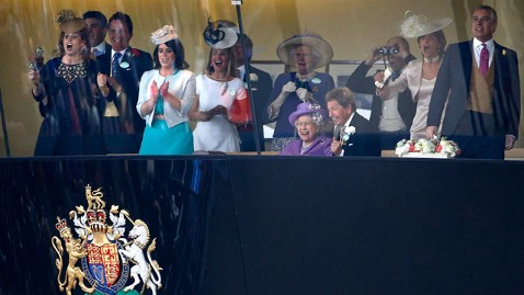 rt royal ascot race jef 130620 wblog Queen Elizabeth Adds Horse Title to Crown