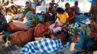 Sri Lanka injured civilians