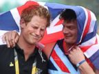 Prince Harry Supports Wounded Warriors