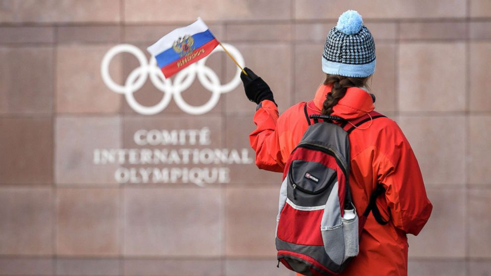 Putin says Russia will not boycott 2018 Winter Olympics after ban