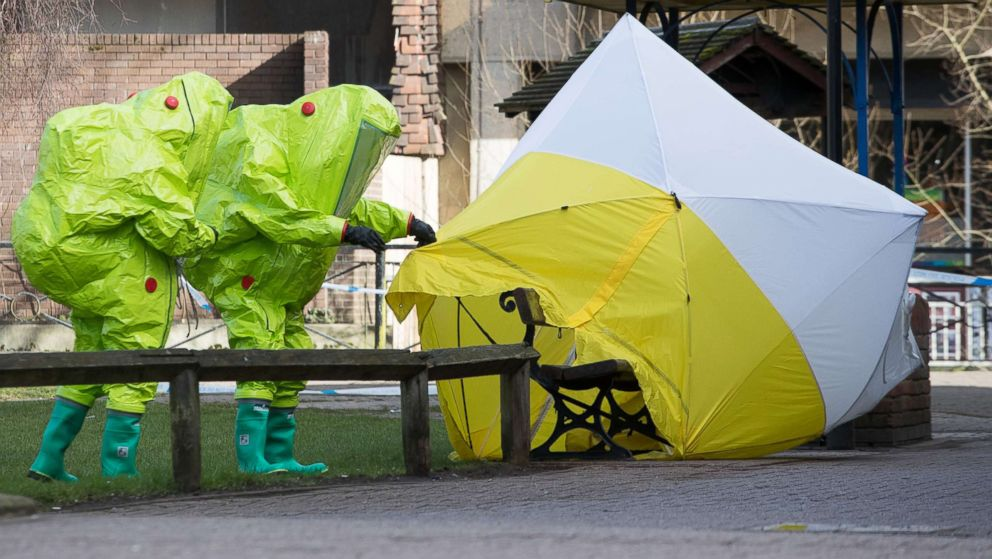 Russian denial of secret nerve agent program seemingly contradicted by own state media
