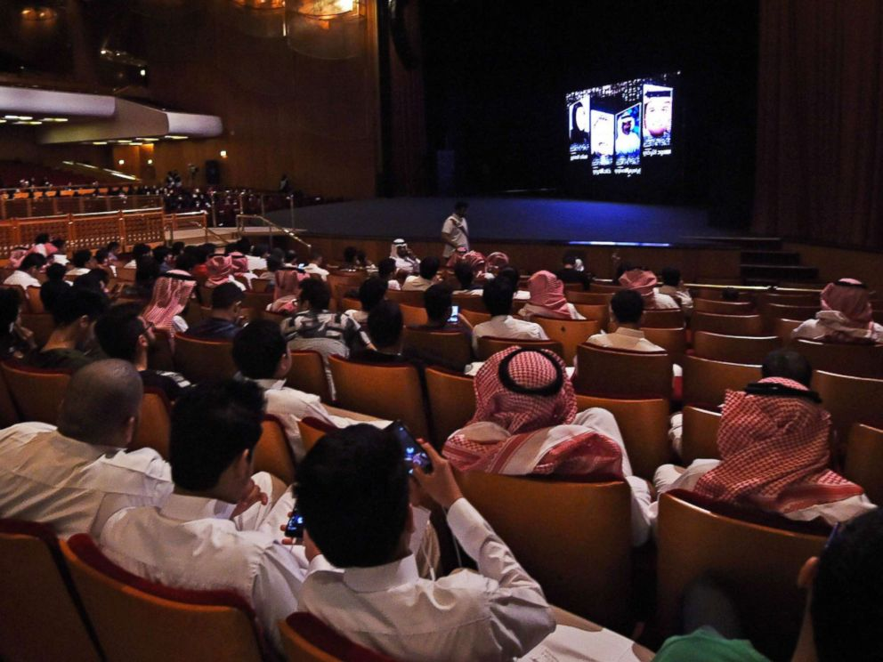Saudi Arabia announces to lift ban on cinemas after 35 years