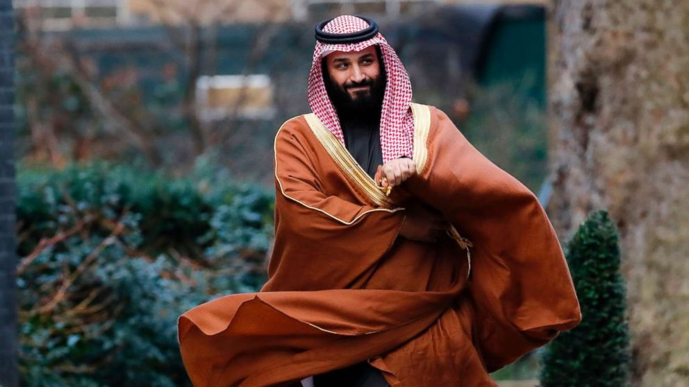 Saudi crown prince kicks off 3-week charm offensive across US