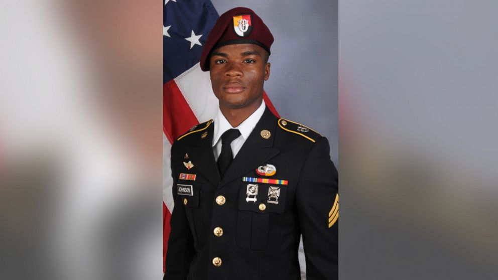 4th US soldier killed in Niger ambush identified
