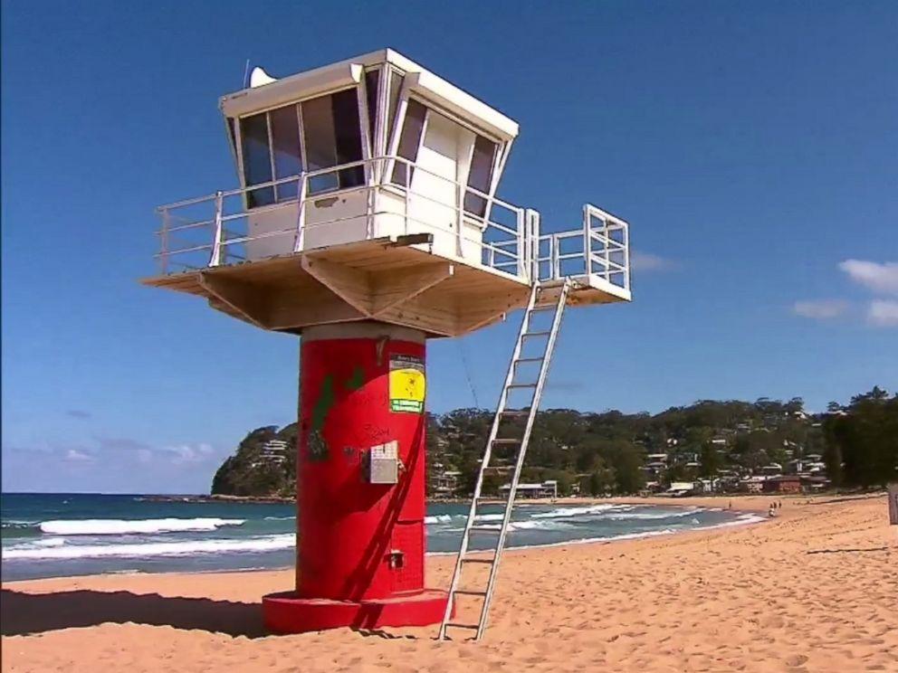 PHOTO: Avoca Beach in Australia was closed after a shark attack, Nov. 14, 2017.