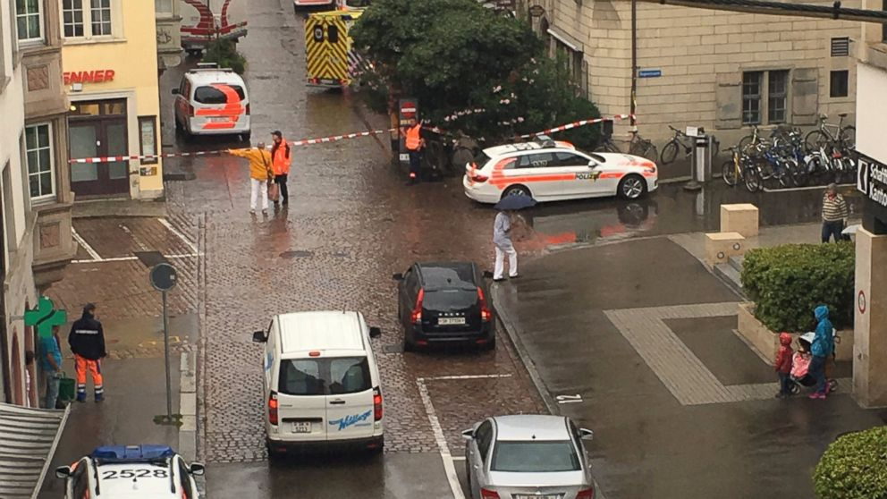Chainsaw attack in Switzerland  injures at least 5