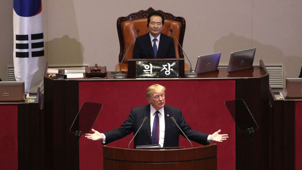 Trump discloses new details on North Korea summit, defends his 'bigger button' tweet