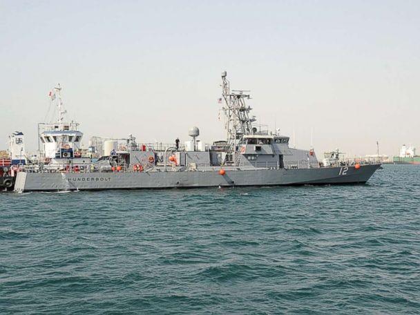US Navy ship fires warning shots at Iranian boat in Persian Gulf