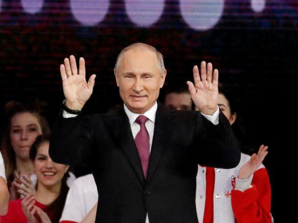 Putin defends Trump, mocks US foreign relations in marathon press conference