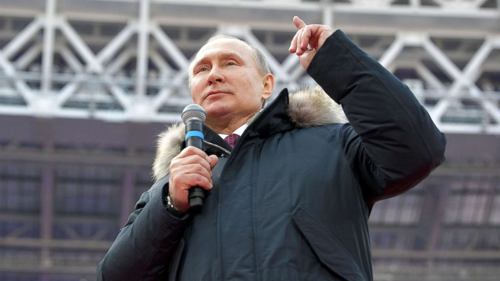 Russia prepares for election, with Putin victory a virtual certainty