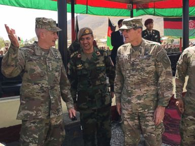 Forces to arrive in Afghanistan within days or weeks: US general