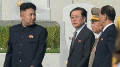 State-run media says Kim Jung-un executed Jang Song-thaek for being a traitor.
