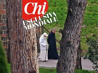 Photos: First Photos of Pope Emeritus