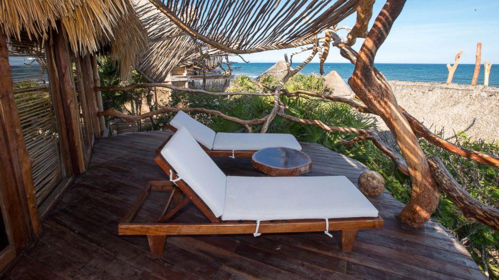 PHOTO: Azulik Hotel & Maya Spa
