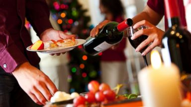 PHOTO: How to host a holiday party without lifting a finger.