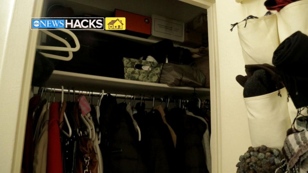 VIDEO: Get Organized: Entryway Closet