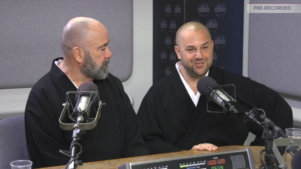 VIDEO: '10% Happier': These Zen Priests Could Make You Less Afraid of Death