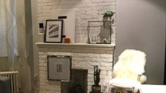 VIDEO: How To: Decorate Your Fireplace