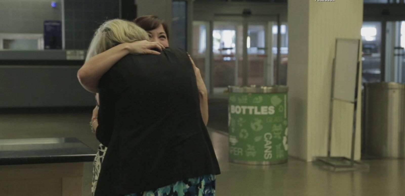 VIDEO: Facebook Helps Reunite Adopted Woman To Her Birth Mother