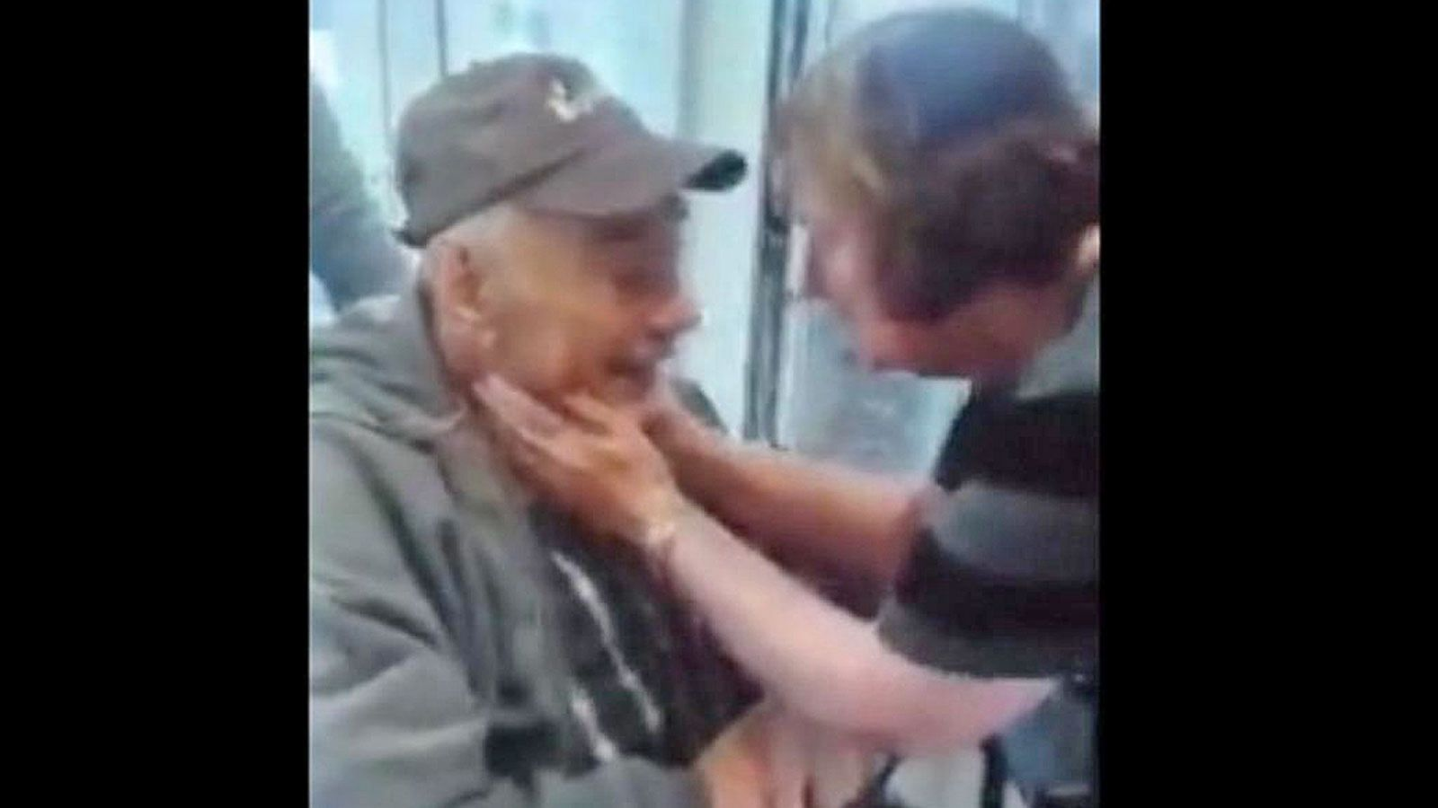 VIDEO: Elderly Couple Reunited to Live in Same Retirement Facility