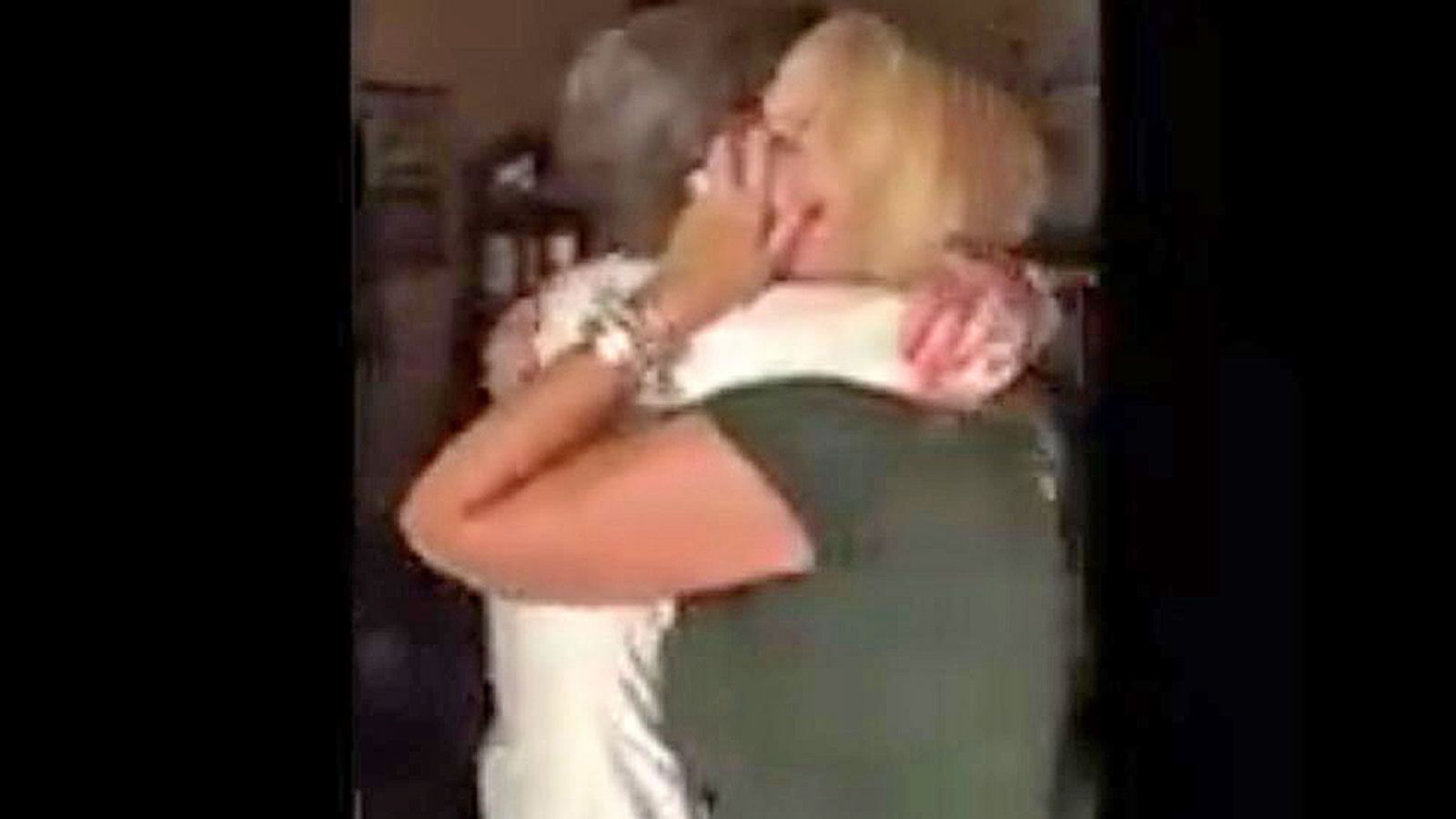VIDEO: Mom and Daughter Reunite After Decades Apart