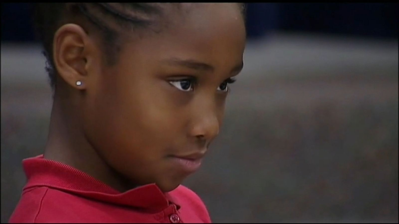 A little girl passionate about her education now has at least one college option.