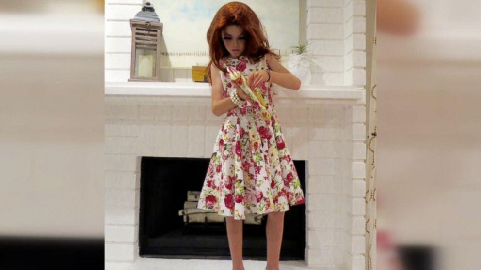 buffering replay 9yearold goes all out with drag queen halloween costume