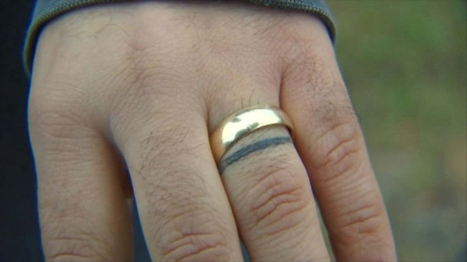 After losing his wedding band two months ago in a rushing river during an end-of-summer work outing, Matt Dooyema never thought he'd see his sentimental gold band again.
