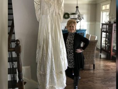 WATCH:  Strangers to Swap Wedding Dresses After Mix-Up