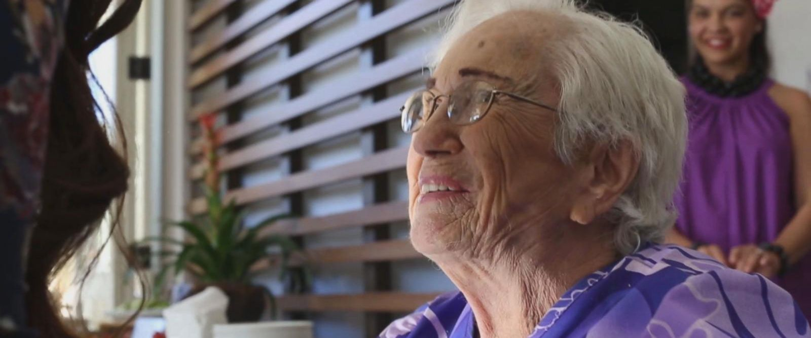 VIDEO: 94-Year-Old Woman Finally Graduates From College With 4.0 GPA