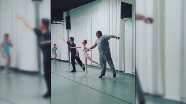 VIDEO: The Philadelphia Dance Center held a
