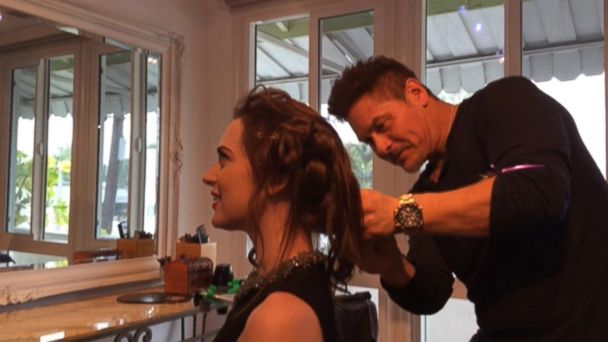 VIDEO: How to get Oscars ready hair and makeup