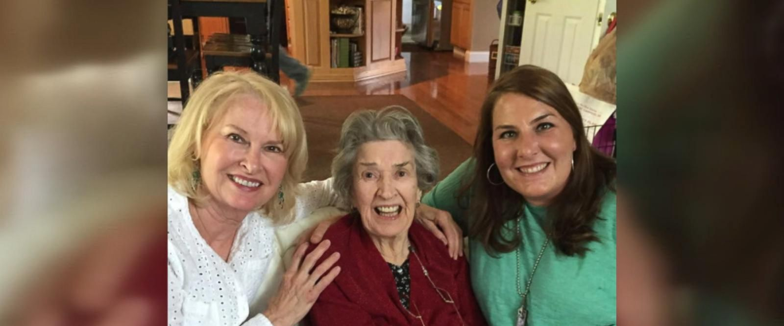 Melissa Falter, granddaughter of the late Jean Oddi, penned an obituary on behalf of the carefree 91-year-old before her death.