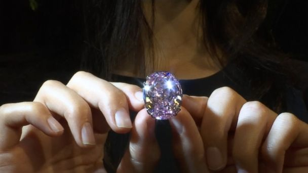 VIDEO: A 59.60-carat diamond known as